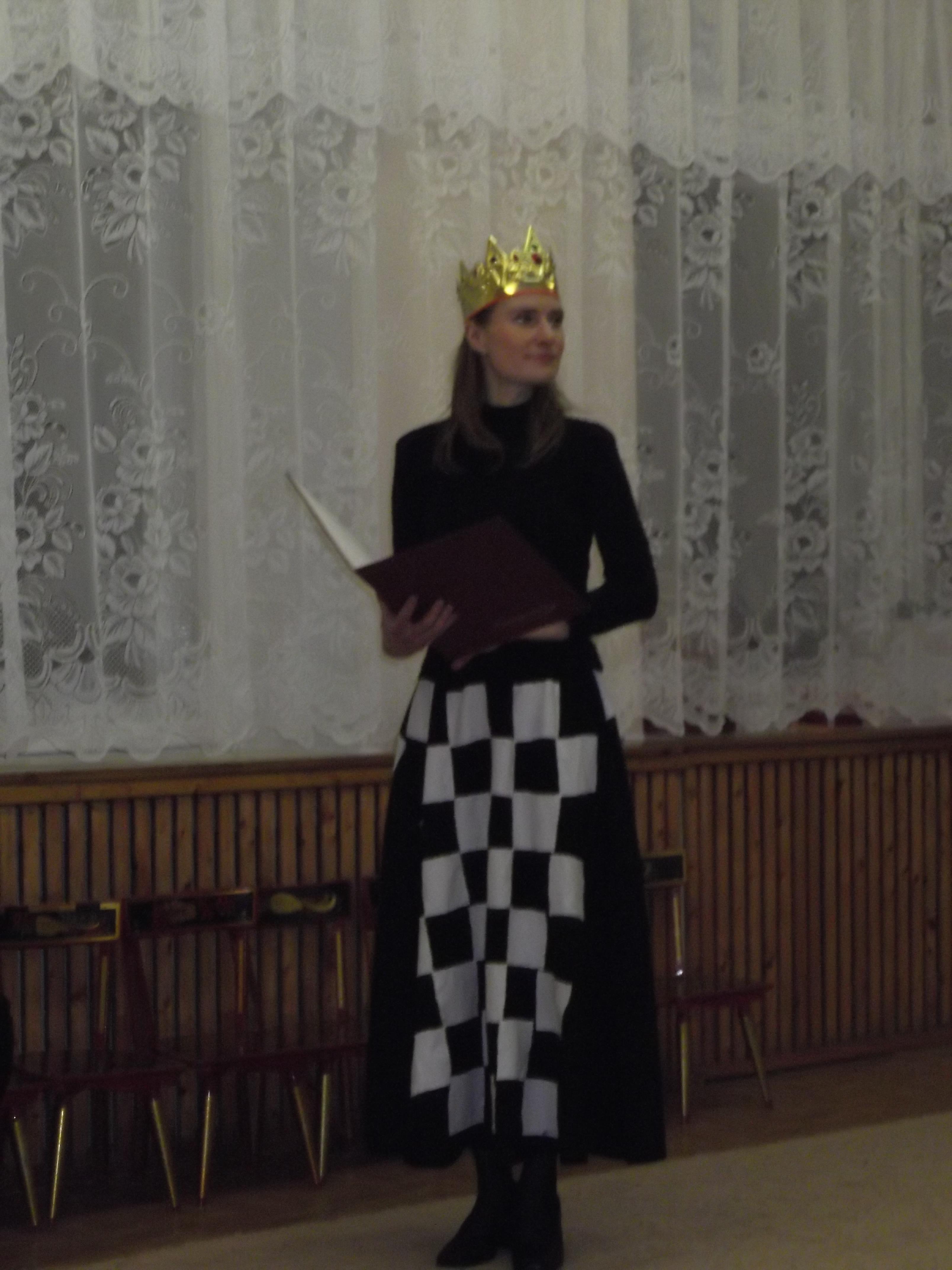 Шашечная королева
